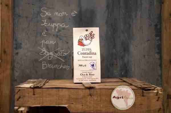 Zuppa Contadina - Oca e Riso
