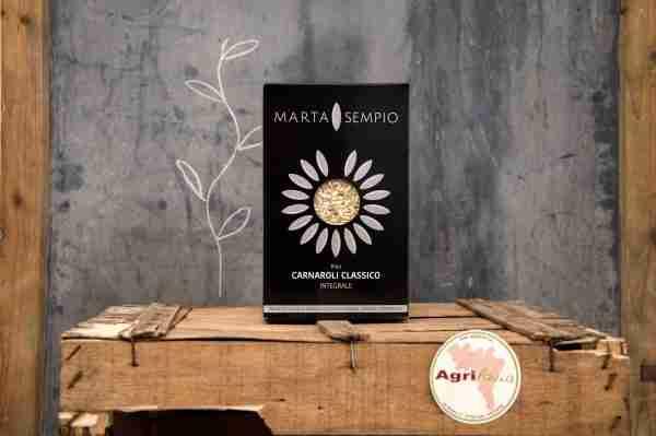 Riso Carnaroli Integrale - Marta Sempio