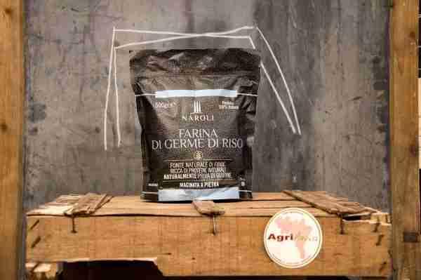 Farina di germe di riso Naroli