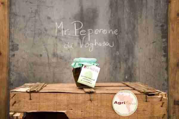 Composta Peperoni di Voghera - La dolce vita