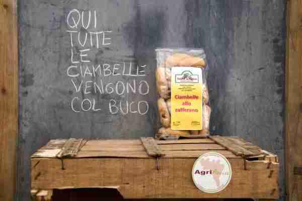 Ciambelle allo Zafferano - La Robinia