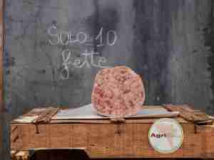 Salame cotto a fette