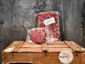 Hamburger di bovino Bio - 4 pz