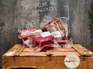 Carne di manzo (pacco famiglia)