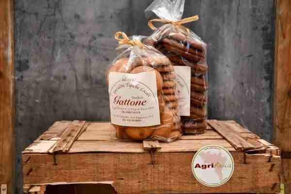 Biscotti tradizionali Gattone