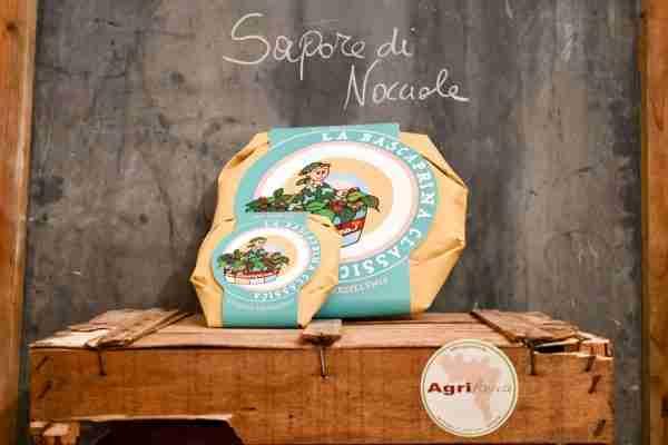 Torta Bascaprina - Le nocciole di Greta