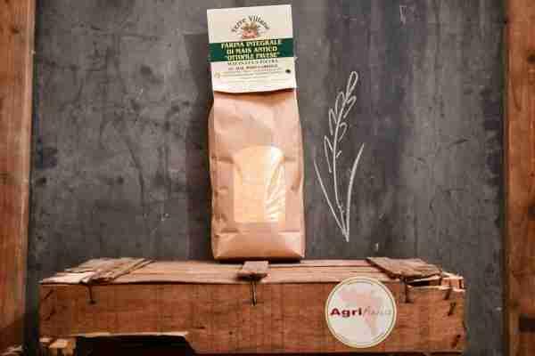 Farina per polenta taragna - Terre Villane