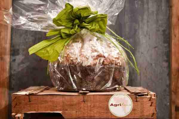 Panettone ai Tre Cioccolati - Il panettiere Volante