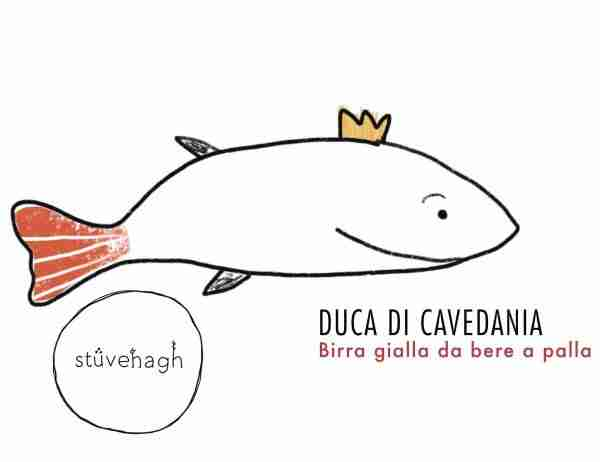 Duca di Cavedania 50cl - Stuvenagh