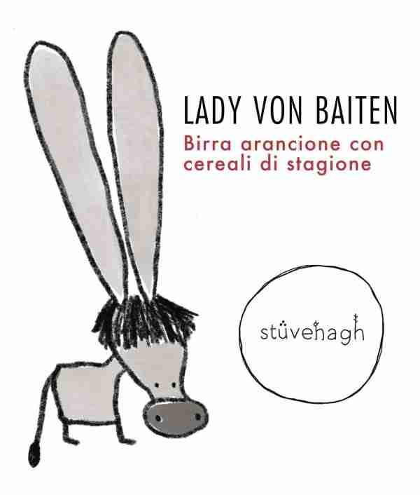 Lady Von Baiten 50cl - Stuvenagh