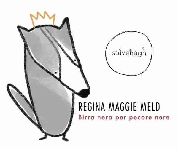 Regina Maggie Meld 50cl - Stuvenagh