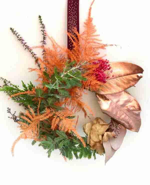 Chiudi pacco Tiny Wreath by SdC
