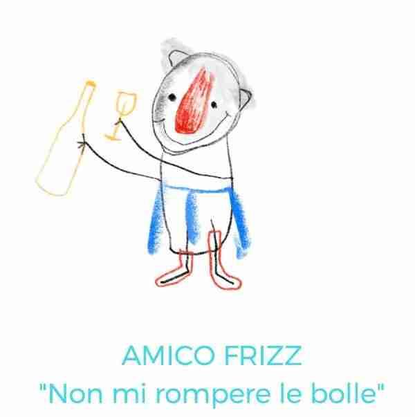 Amico Frizz - Stuvenagh
