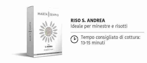 Riso S.Andrea - Marta Sempio